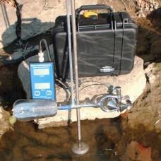 WaterMark® 6200FD Rod-Suspended Water Current Meter Kit