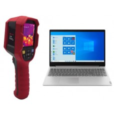 Jetion JT-66K – Infrared Thermal Imager for Elevated Body Temperature Screening; Package with Laptop