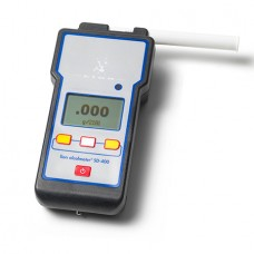Lion 400 Alcolmeter/Alcometer Breathalyser (No Printer)