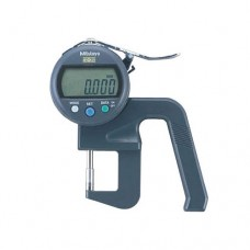 Mitutoyo 547-301 Digital Thickness Gauge, 0 to 10 mm, 0.01 mm