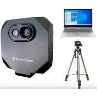 Planck Vision Systems ThermaCheck - Package with Temperature Monitoring System, Laptop and Tripod