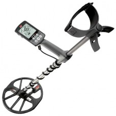 "Equinox 600 Multi-IQ Metal Detector with EQX 11"" Double D Smart Coil"