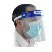 TestSafe TS-MFV-01 Medical Face Visor – Anti-Static/ Anti-Fog
