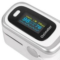 TestSafe TS-OXI01 Fingertip Pulse Oximeter