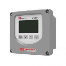 Dynasonics TFX-500w (DW-G-CA-E-W-WW-WW-XX-G-F) Ultrasonic Flow Meter