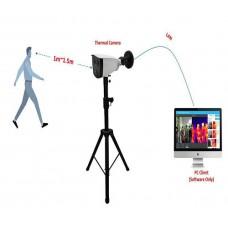 Q-SEE QHH21514 Thermal Camera Image+ 1080 pixel, Screening Body Temperature with Alarm