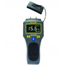 General Tools TS06 Digital Moisture Meter, Pin-Type, LCD