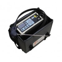 E Instruments E8500P-OCN-0-12 Portable Industrial Combustion Gas & Emissions Analyzer