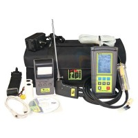 TPI 716 Flue Gas Combustion Analyser - Kit 1 w/ IR Printer