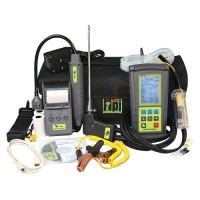 TPI 716 Flue Gas Combustion Analyser - Kit 4