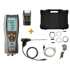 Testo 327-1 Flue Gas Analyser - Advanced Kit