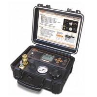 Solinst 464 (112506) electronic pump controller (125 PSI), includes lines for bladder & double valve pumps