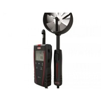 KIMO LV110 Thermo Anemometer w/ Remote 100mm Vane Probe
