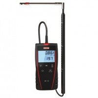 KIMO VT115 Hotwire Thermo Anemometer w/ Telescopic Probe